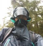 Rainy walk Moel Famau