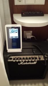 In room amp