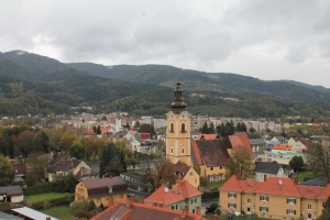 View to Leoben