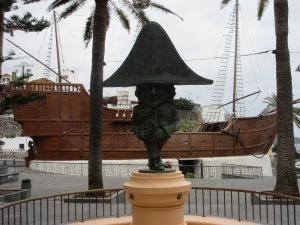 Ship and Enano