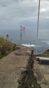 Start of mont brena path