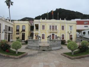 Centre of Mazo village