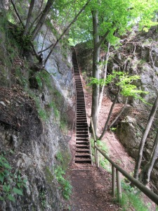 The 88 Steps