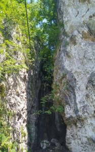 Iglica falls