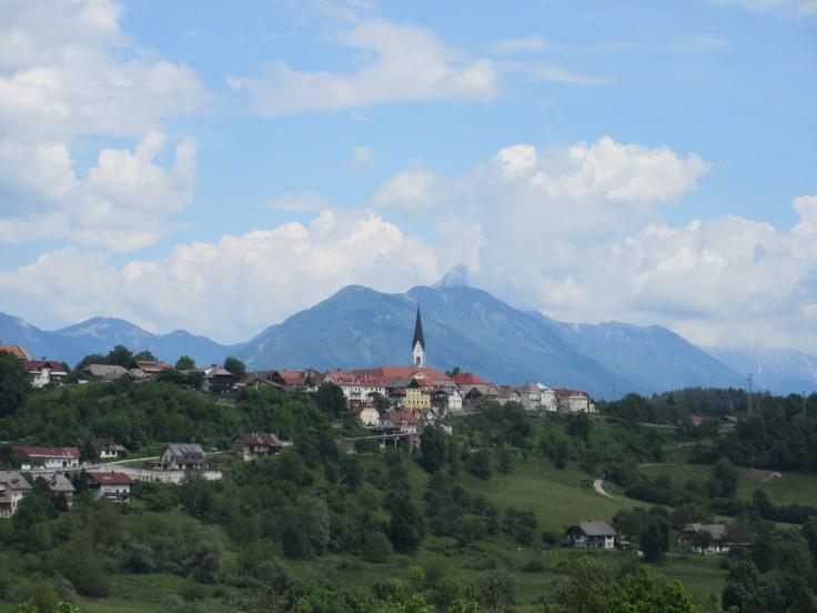Radovljica. Slovenia