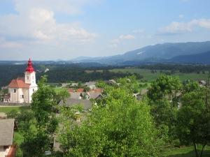 Zasip near Bled Slovenia