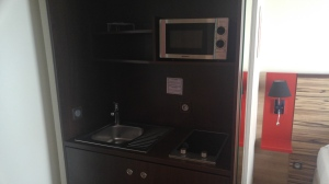 Hotel room Lyon