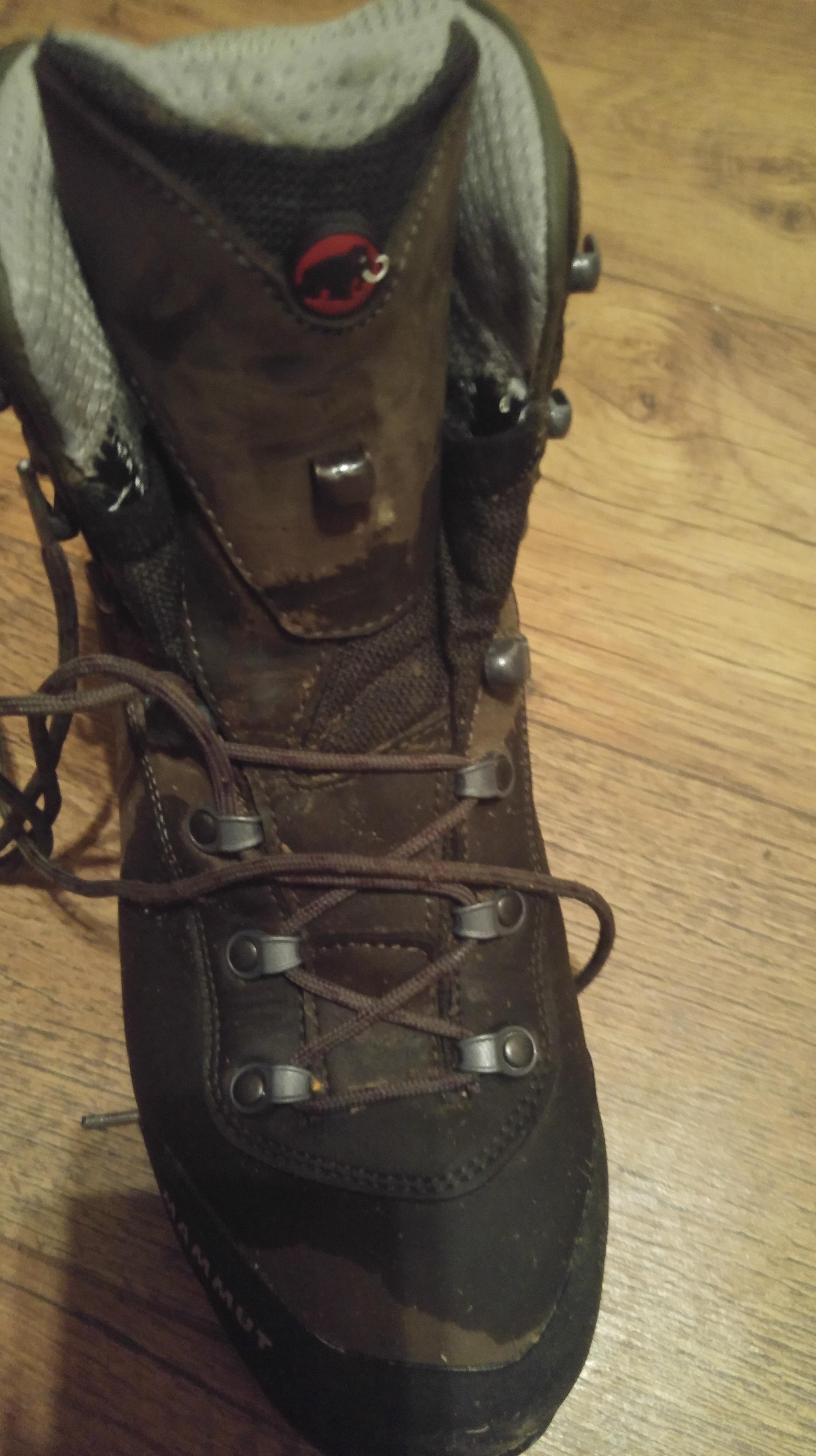 Womens Mammut Trovat Advanced High GTX Boot