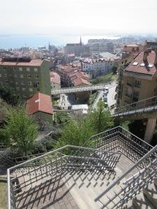 View over Santander
