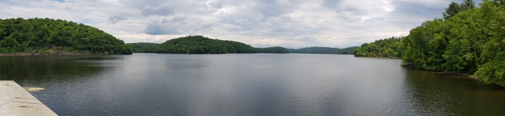 New Croton Dam, New York