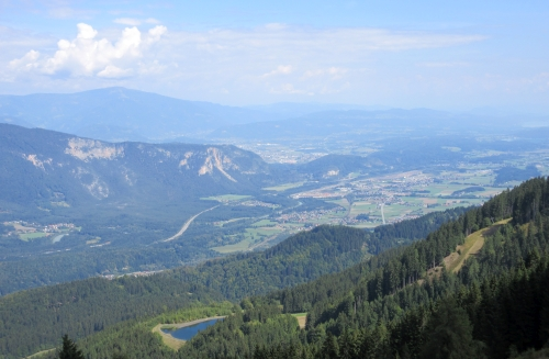 View over Austria