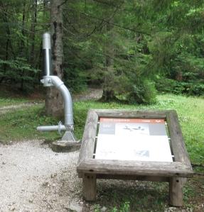 B24 memorial near Planica Slovenia