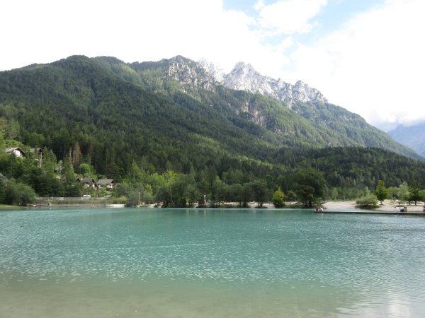 Lake Jasna Kranjska Gora