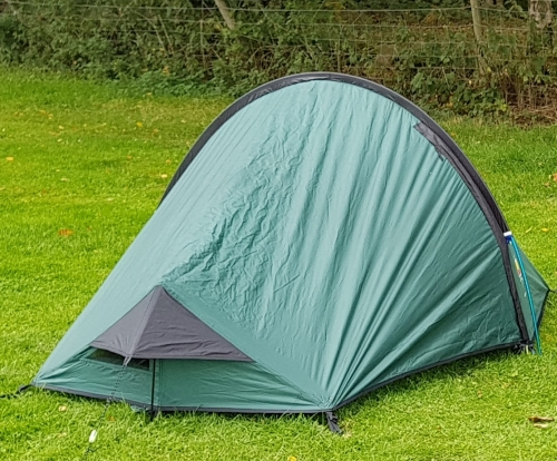 Wild Country One Person Zephyros tent
