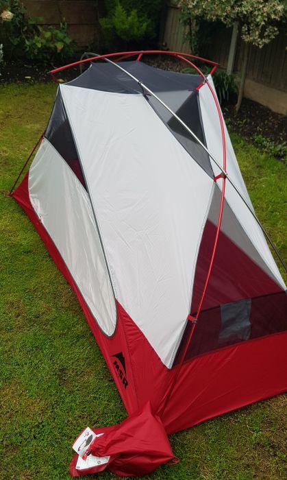 Inner of MSR Elixir 1 tent