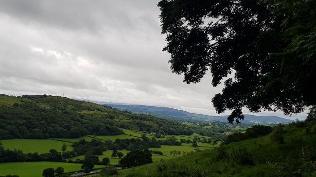 Clwydian Hills Views